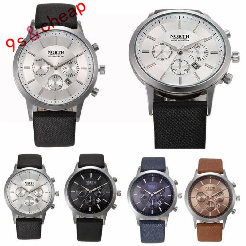 >> Click to Buy << Mens Watches Brand  Casual Military Quartz Sports Wristwatch Leather Strap Business Watch For Male Relogio Masculino #160717 #Affiliate