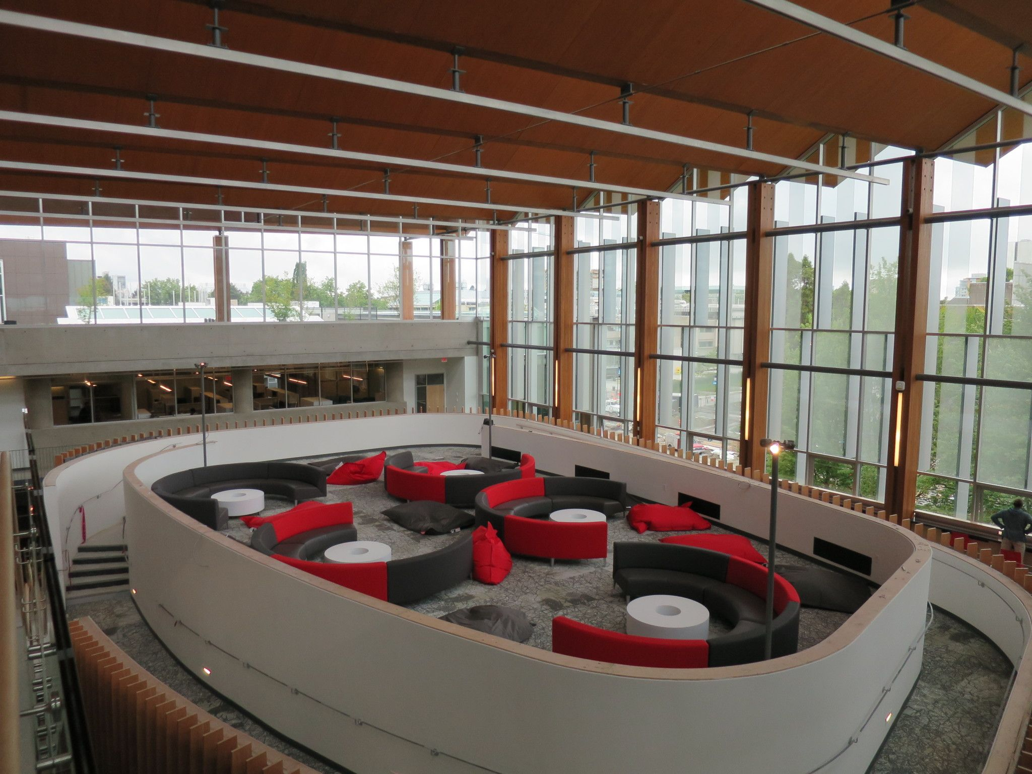 Ubc Student Nest 27 Photos Of The New Ams Student Union Building
