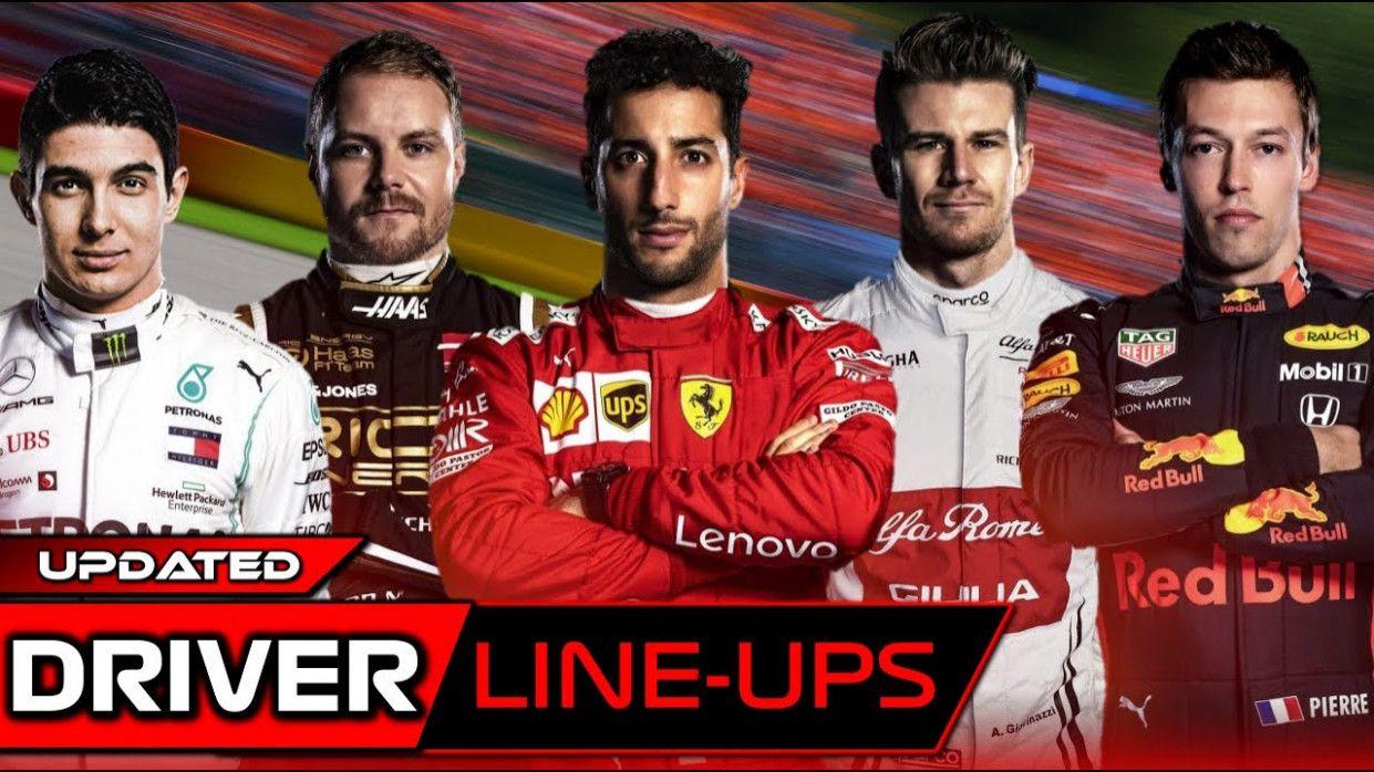 2020 Ferrari Drivers In 2020 Ferrari Michael Schumacher Ferrari F1