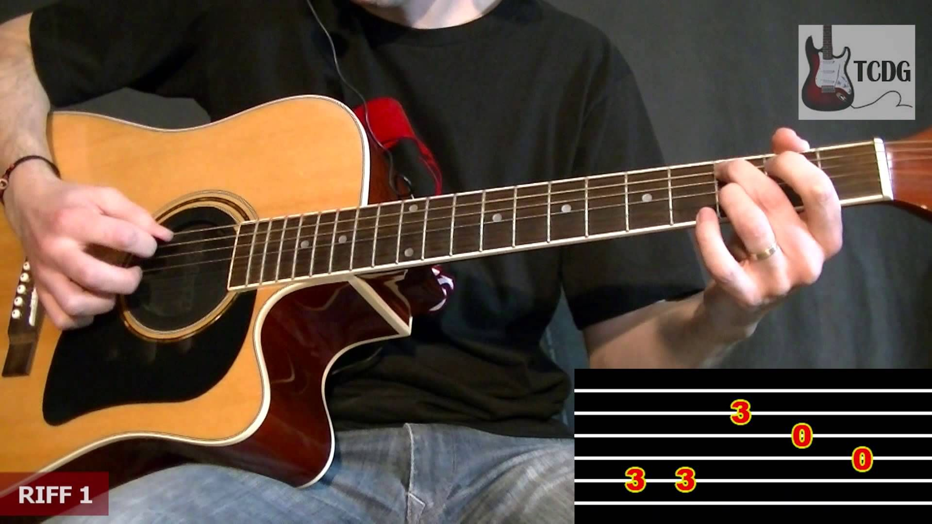 How To Play Sweet Home Alabama Guitar Tabs Chords Notes Free