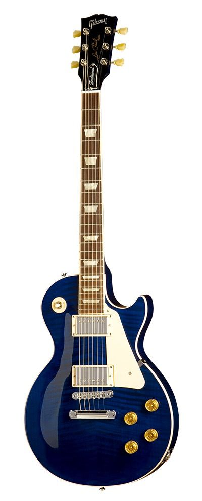 Gibson Les Paul Traditional, Chicago Blue