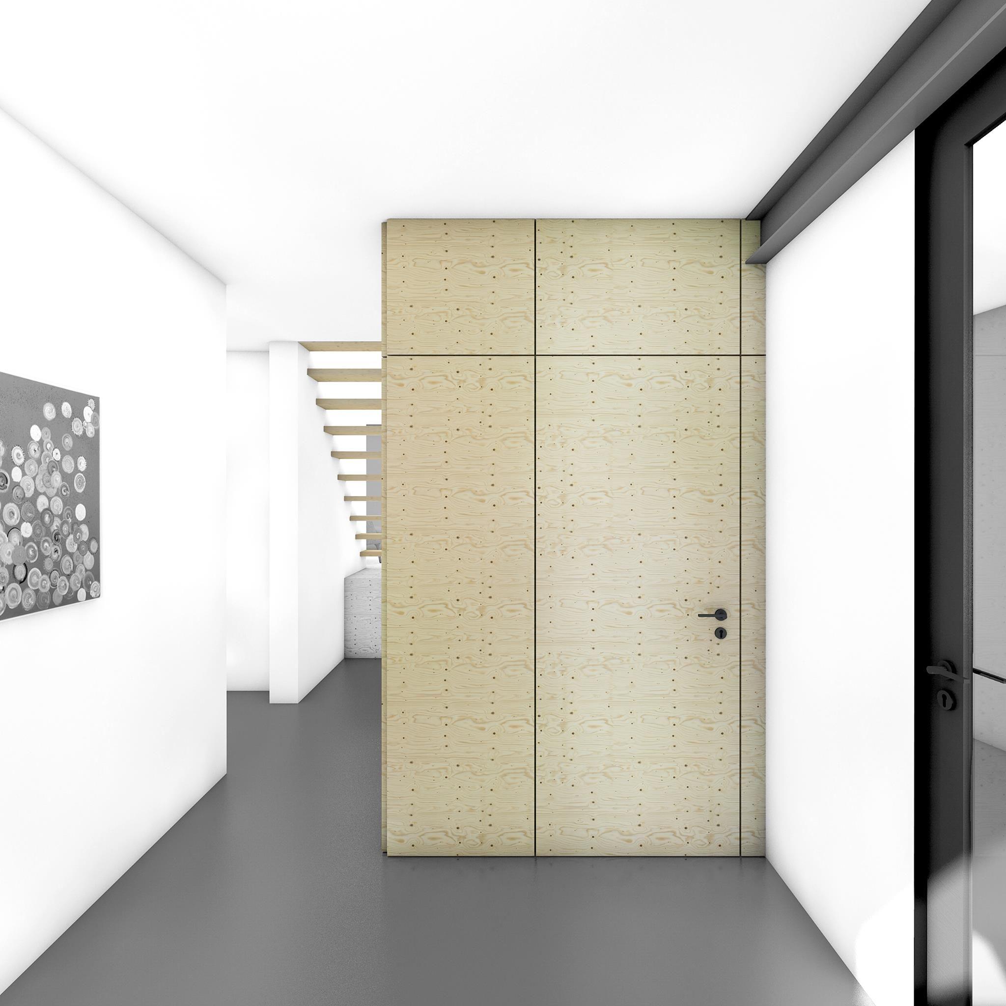 Ontwerp werkhuis hal voorheen hal boerderij verbouwing ontwerp architect - Hal ingang ontwerp ...