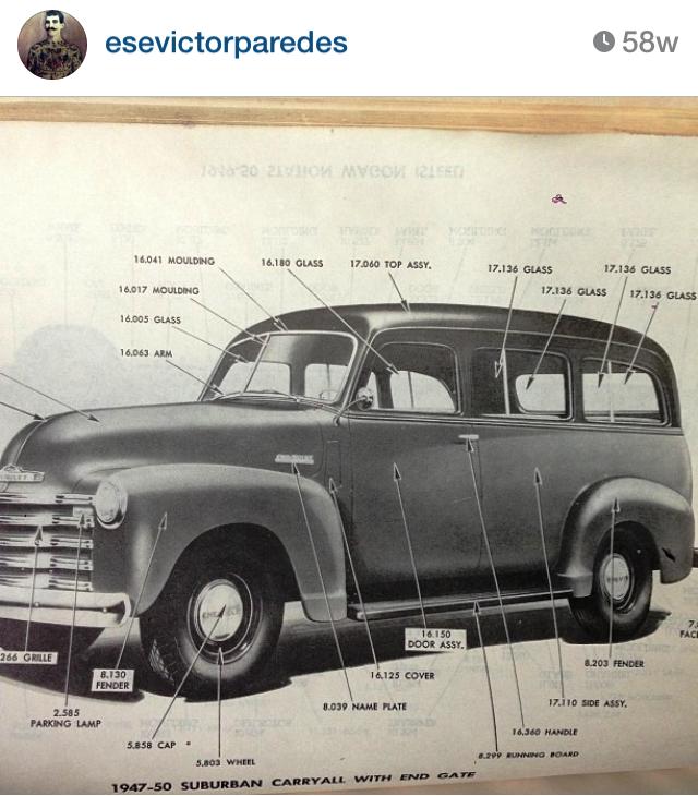 1953 Chevy Suburban Parts Google Search Chevy Suburban Chevy Chevrolet Suburban