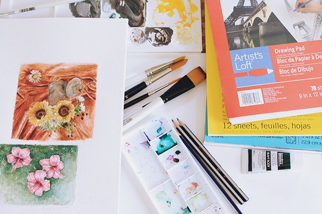 Get These 7 Art Supplies And You Can Paint Anything Art Supplies