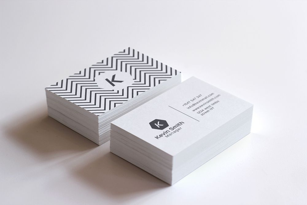 What Were the Top Business Card Trends of 2014?   Inspirationfeed ...