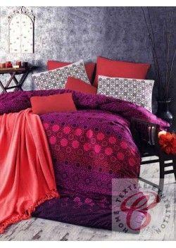 Vals Cift Kisilik Nevresim Takimi Bedroom Textile