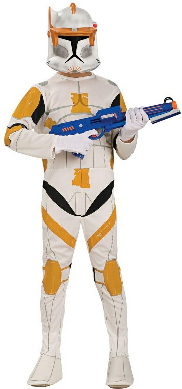 Kids Clone Trooper Commander Cody Costume Star Wars Halloween Costumes Star Wars Costumes Clone Trooper Costume