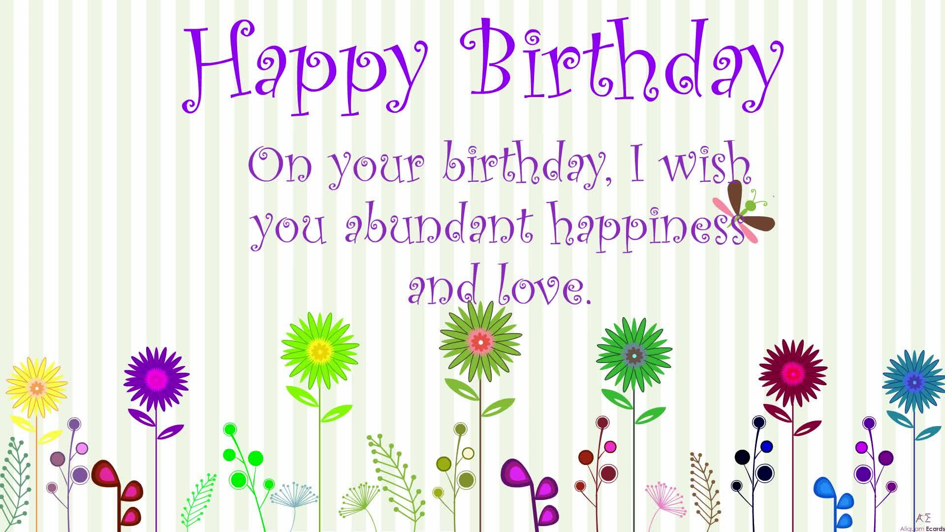 Happy Birthday Cousin Ecards invitations print online