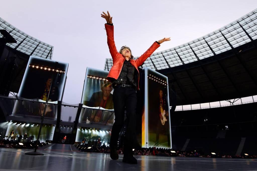 Rolling Stones Konzert Berlin