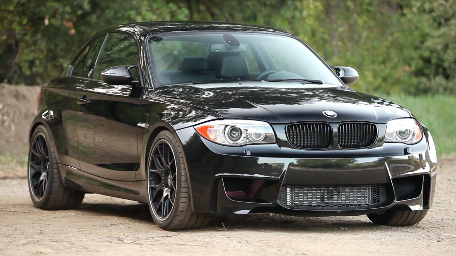 DINAN's 450 HP BMW S3R 1M Coupe Too Fast for Public