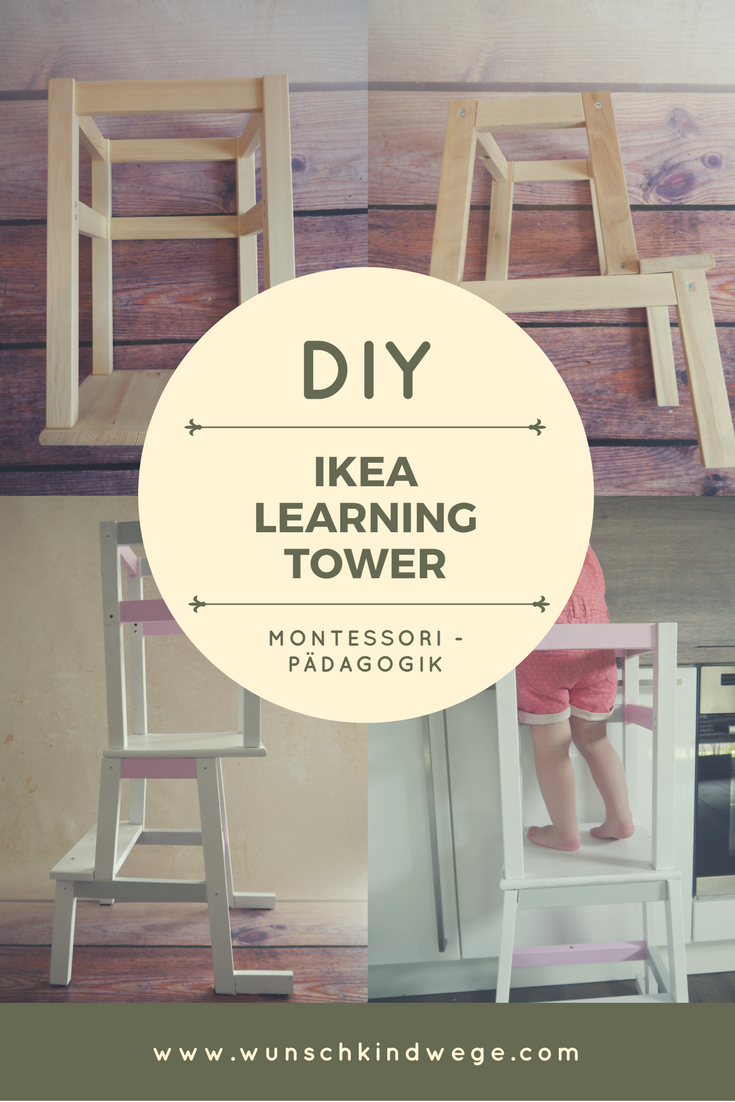 Photo of DIY: IKEA Learning Tower – for small and large kitchen helpers