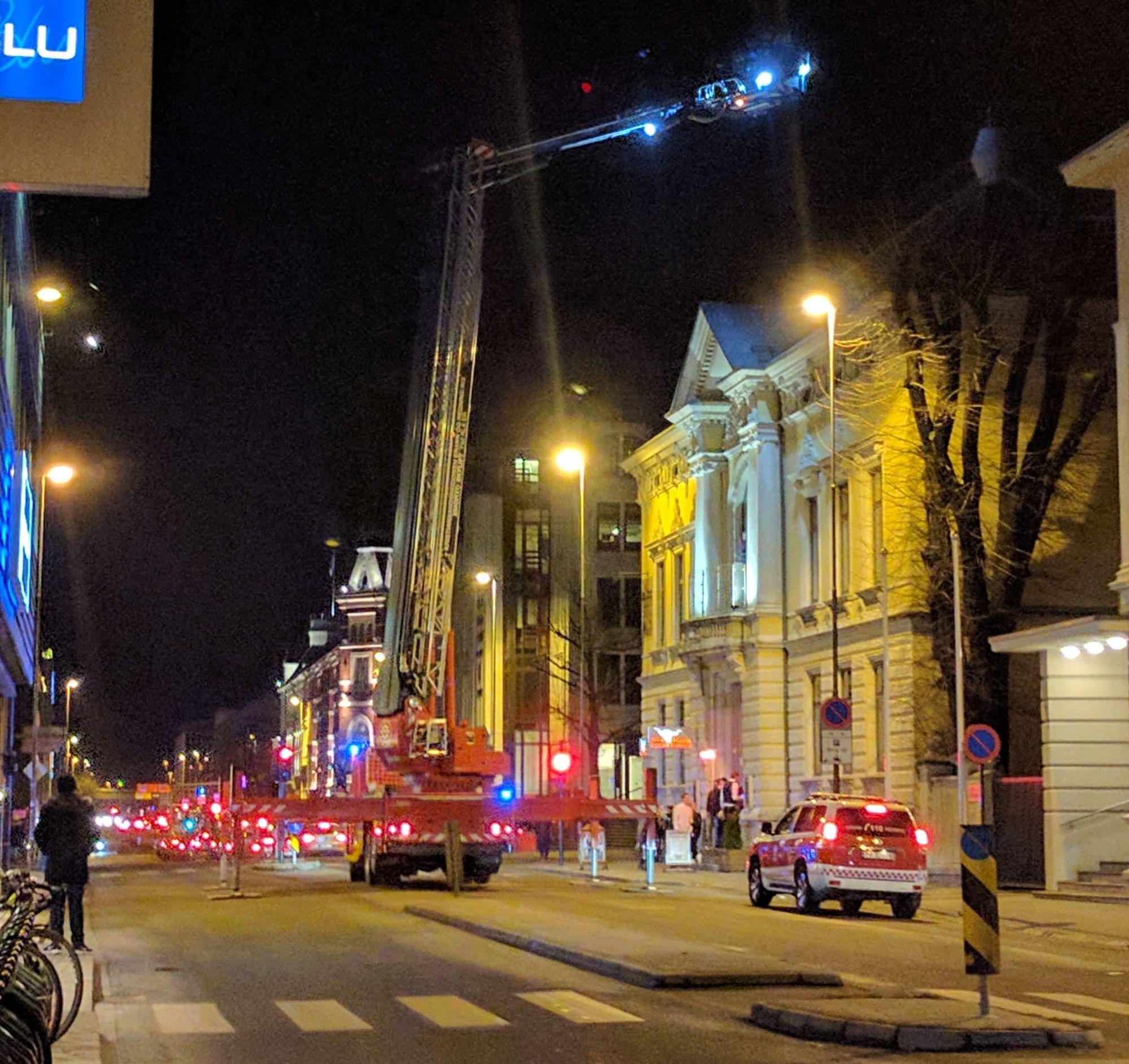 Ny post på bloggen. Falsk alarm! - http://www.leisegang.no/falsk-alarm/