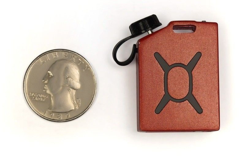 Fuel: The world's smallest cell phone charger.