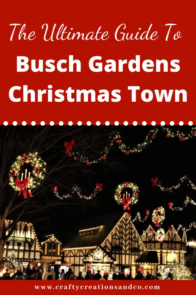 The Ultimate Guide To Christmas Town in Williamsburg, VA