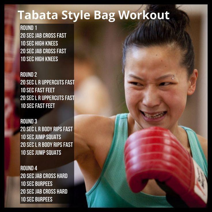 Tabata Workout At Home - No Equipment