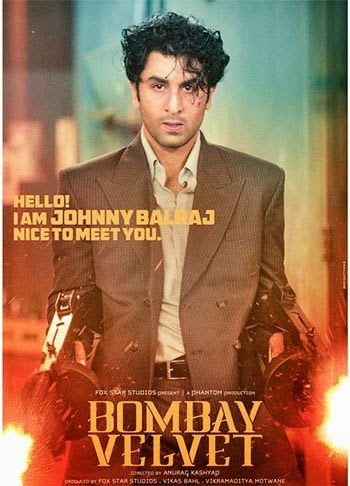 Bombay VELVET Review | Bombay velvet movie, Ranbir kapoor ...