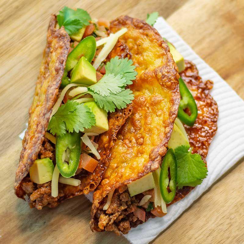 Easy keto tacos recipe deliciously easy mexican chili