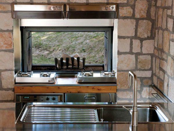 Freistehende Küchen: Küche [i] von Alpes Inox | Alpes-Inox ...
