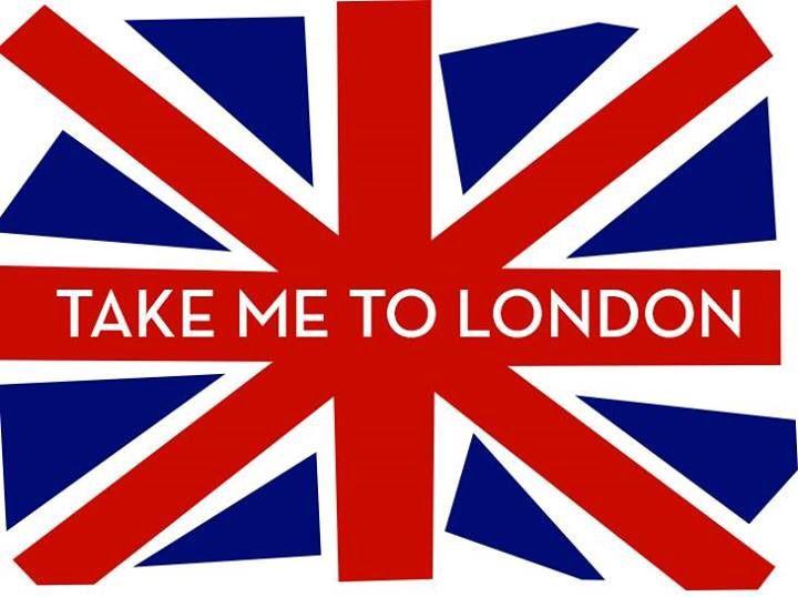 Take Me To London London Flag London London City