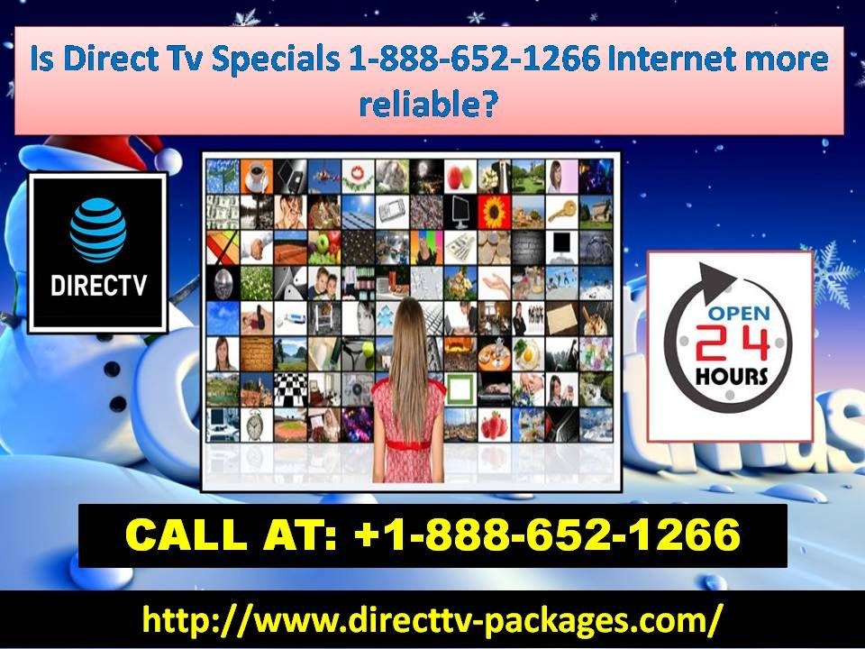 Is Direct Tv Specials 1 888 652 1266 Internet More Reliable Directtvpackages Directtvdeals Directtvd Direct Tv Packages Internet Deals Direct Tv Channels