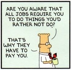 In Answer To All The Times People Say That S Not My Job Work Quotes Funny Work Quotes Hr Humor