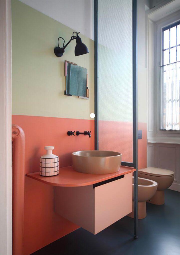 Farbtrends: So kombiniert ihr die Trendfarbe Living Coral