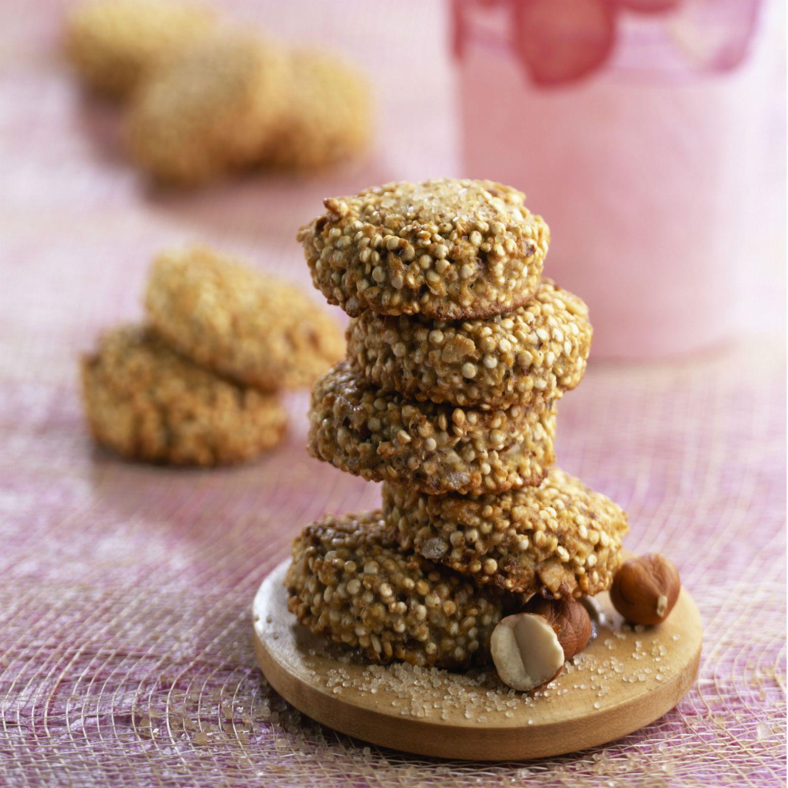 Recette biscuit petit dejeuner cereales