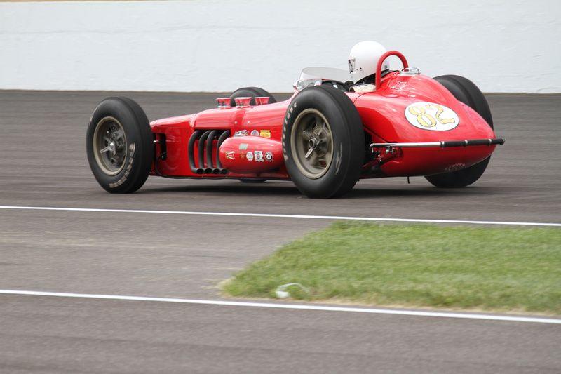 Zenfolio | Rick Lane Motorsports Photography | 2011 Historic Vintage Indy Cars 13 May