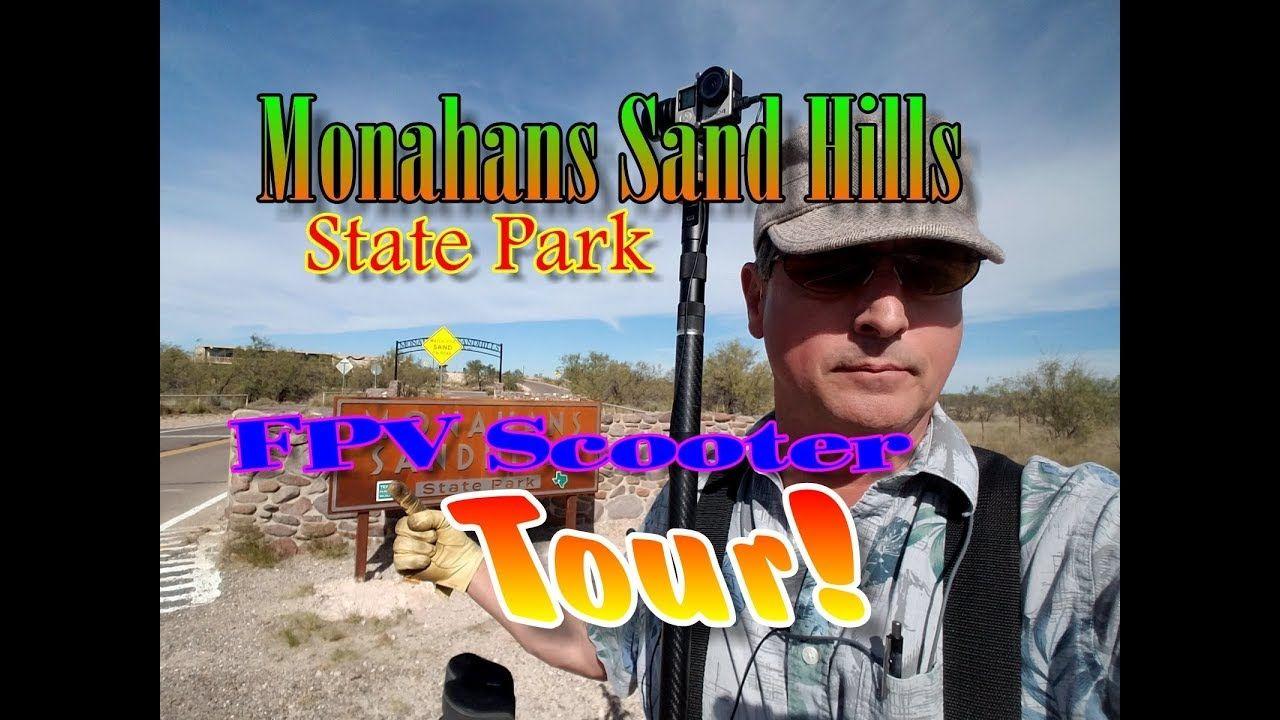Monahans Sandhills State Park, Texas [ Official FPV Tour ...