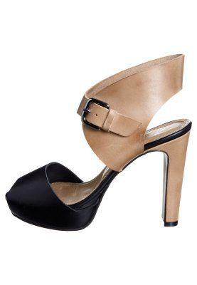 Zign - Sandalen met hoge hak - Beige