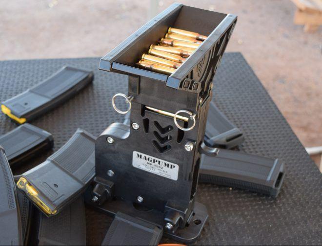 Mag Pump AR-15 Loader
