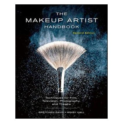 Gretchen Davis The Author Has An Extensive Background In Film Tv Makeup Books Becoming A Makeup Artist Makeup Artist Kit