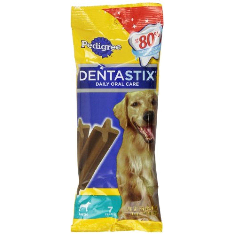 PEDIGREE DENTASTIX Original Large Treats for Dogs 6.07