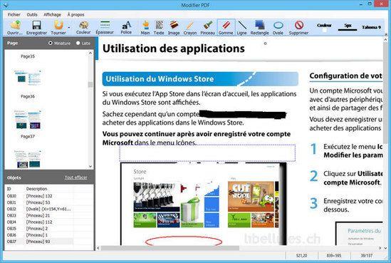 Modifier PDF - Logiciel d\u0027édition de fichiers PDF Ps - Logiciel Pour Maison D