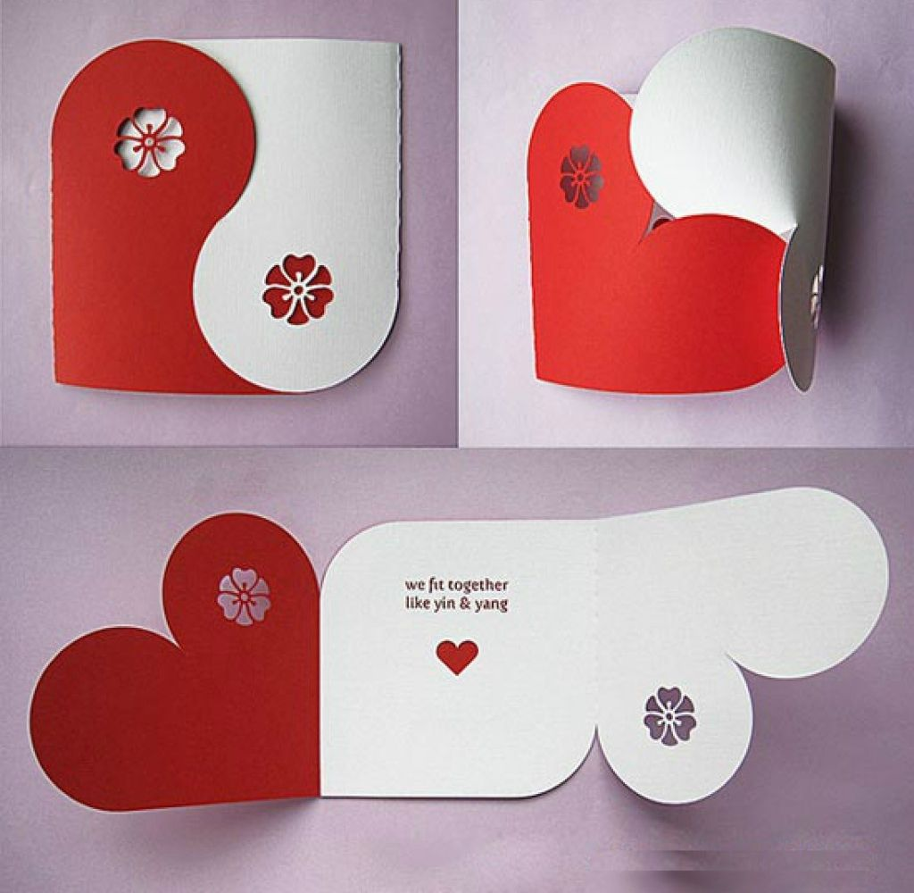 make valentine cards ideas