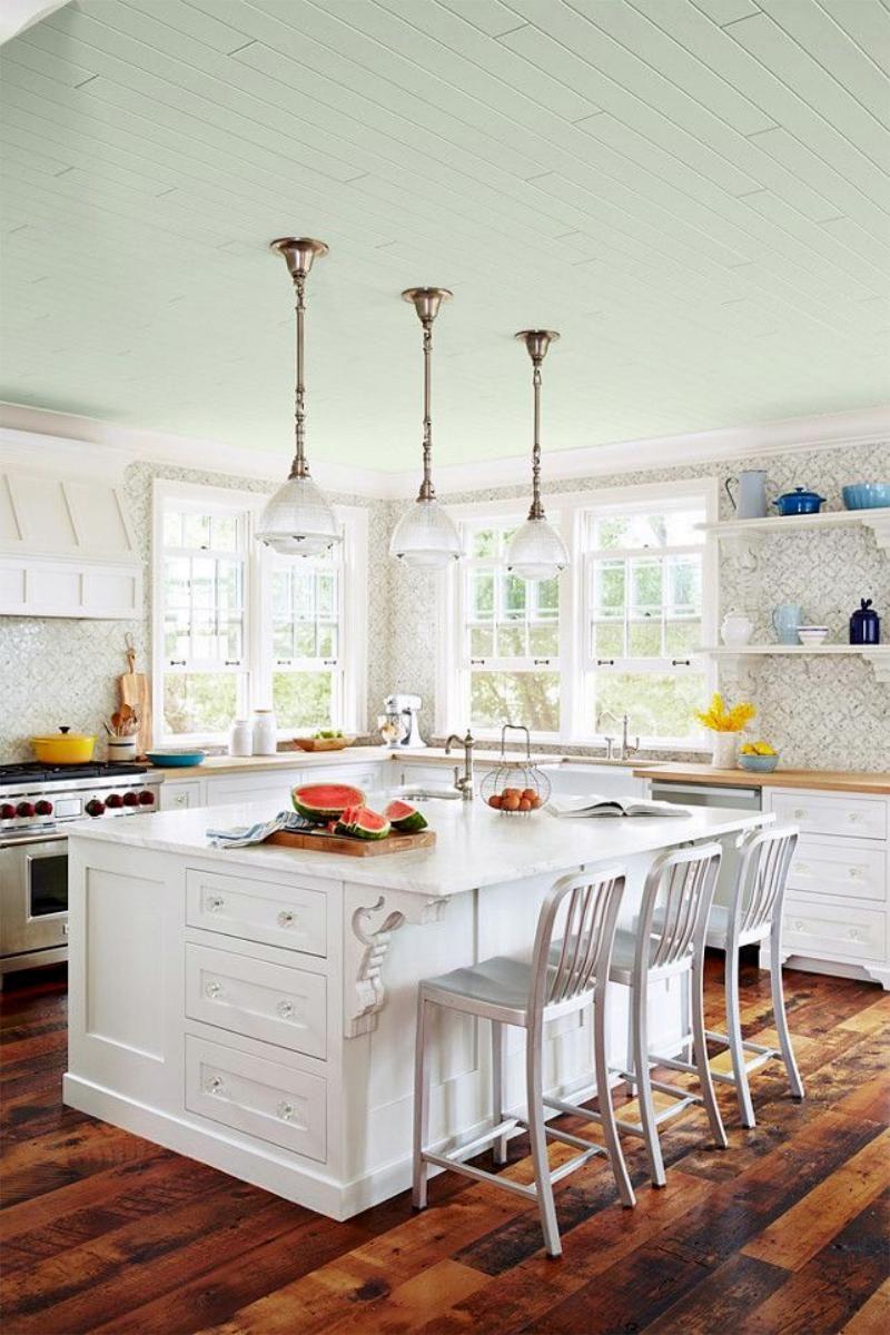 Cocinas de ensueo estancias que inspiran Deco Cocinas y Inspiracin