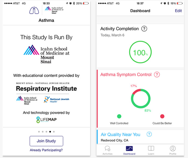 Apple launched a new set of apps today that will change the way we collect health data and provide patients with instant feedback.