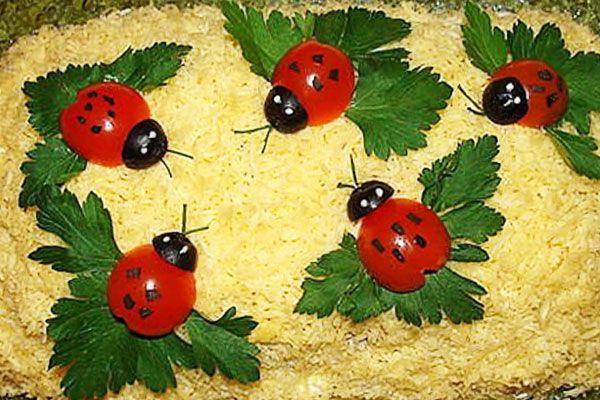 Украшения блюд на детский день рождения.(Фото) 67