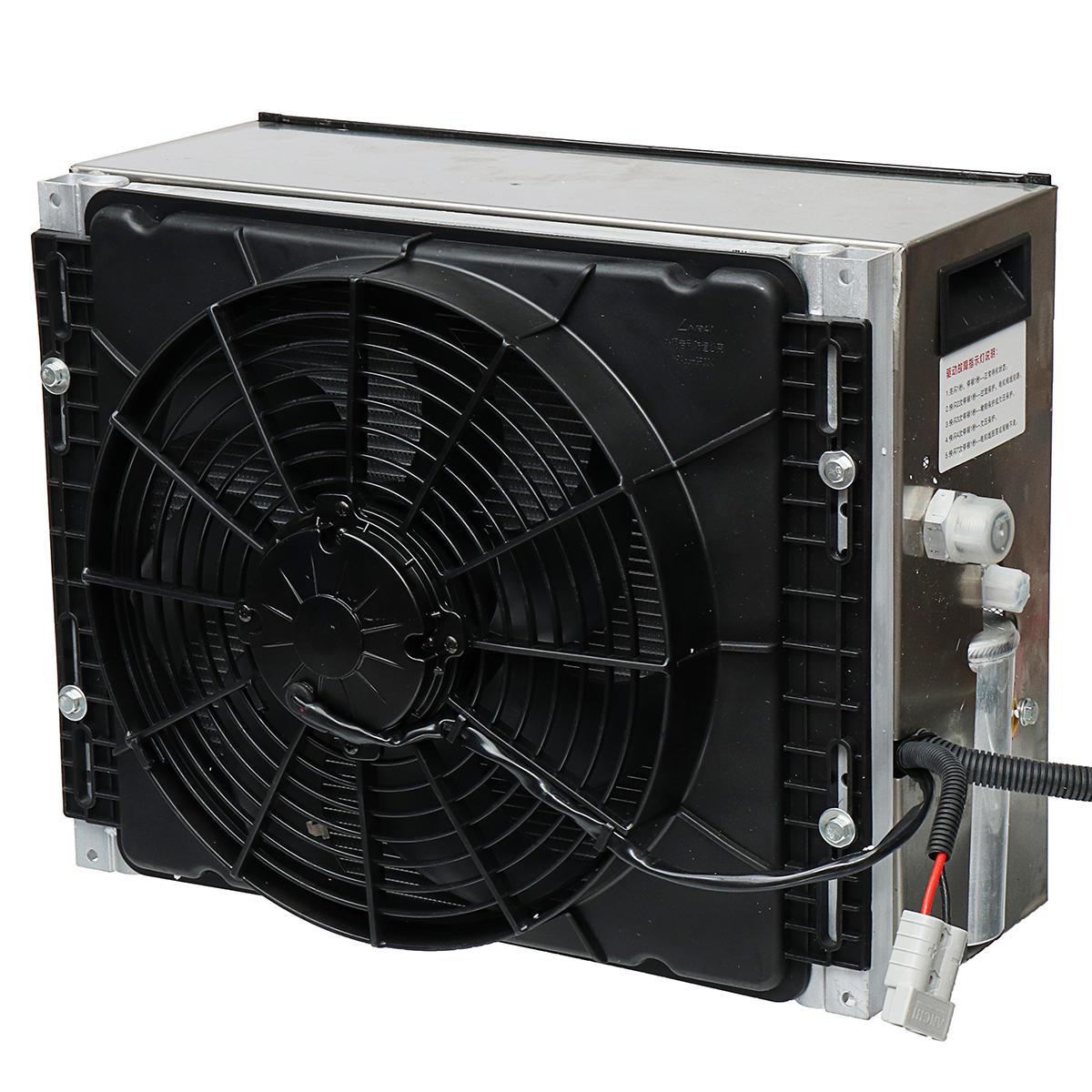 Us 1 168 09 12v Air Conditioner Kit Evaporator Compressor Refrigerating Machine For Car Caravan Truck Conditioner Evaporator Compressor Electrical Equipment Caravan 12v Air Conditioner