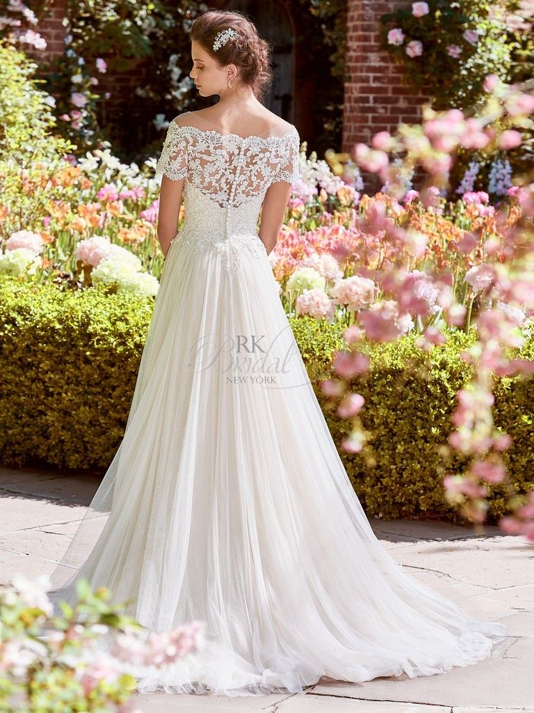 73cabe22756 Rebecca Ingram By Maggie Sottero Michelle Spring 2018 8RN456 Free Shipping