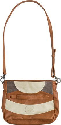 ROXY SEASIDE FAUX LEATHER SHOULDER BAG Image