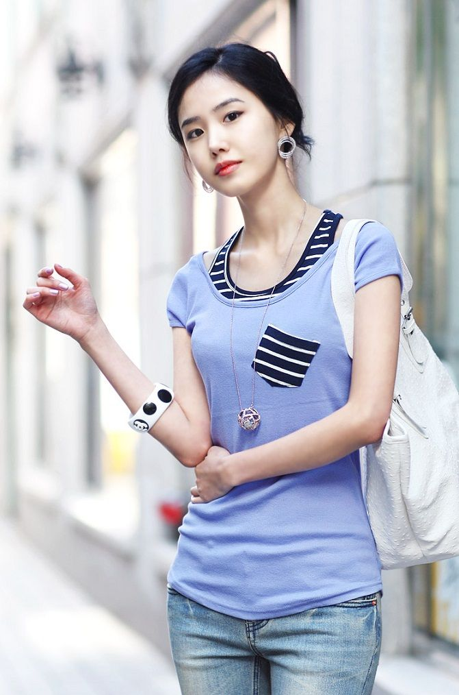 Trend Korean Fashion Casual Dress For Teenagers Girls 2013 | Style ...