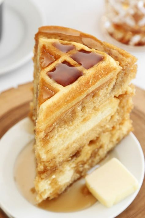 Photo of Waffle Cakes Are the Next Big Dessert Trend (and They're Surprisingly Easy to Make)