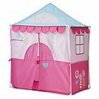 Circo Girls Play House Tent Pretty Pink Playhouse with Carrying Case by Target  sc 1 st  Pinterest & Circo Girls Play House Tent Pretty Pink Playhouse with Carrying ...