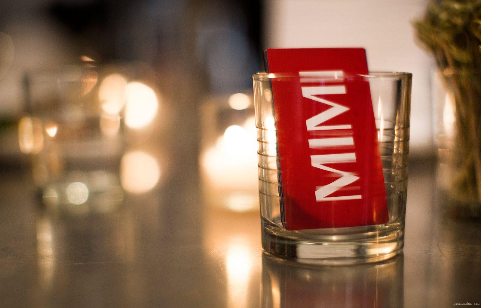 MIMI   185 Sullivan Street, New York NY 10012   +1 (212) 418-1260