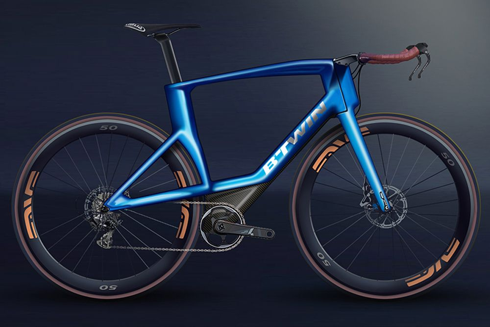 B Twin Has Released A Radical Looking Concept Bike Which It Thinks