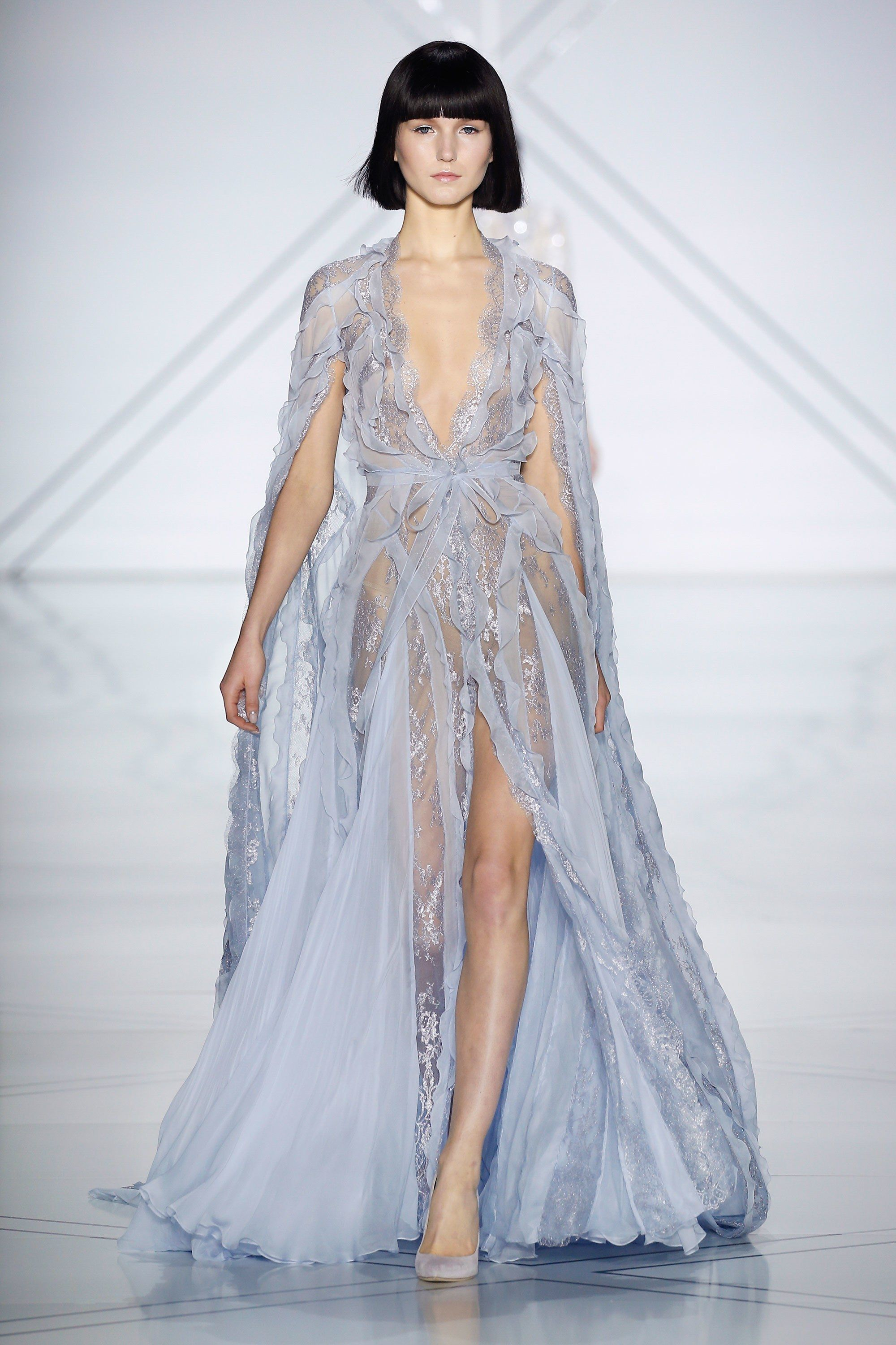 Runway Report: Ralph & Russo SS17 Couture | Giambattista ...