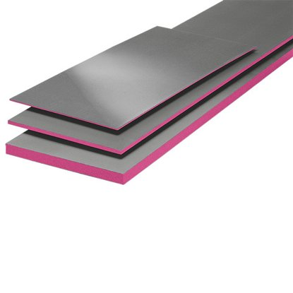 Qboard Bauplatte 2600 Mm X 600 Mm X 12 5 Mm 30 Bauplatten Obi Bau
