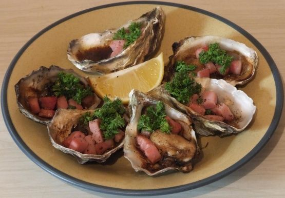 Oysters kilpatrick recipe australian restaurant australian a classic australian dish which will be found in many australian restaurants and which is forumfinder Images