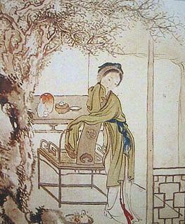 徐宝篆の挿絵